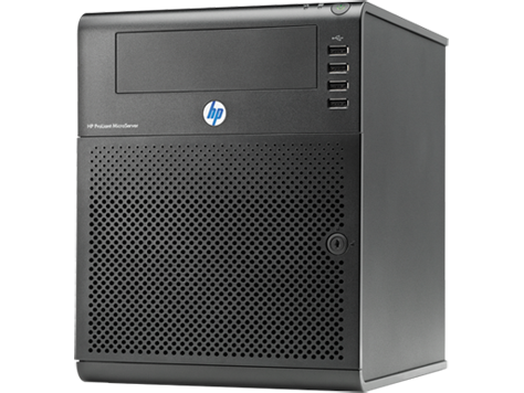 HP Proliant Microsever