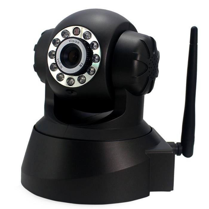 Видеонаблюдение из веб камеры
