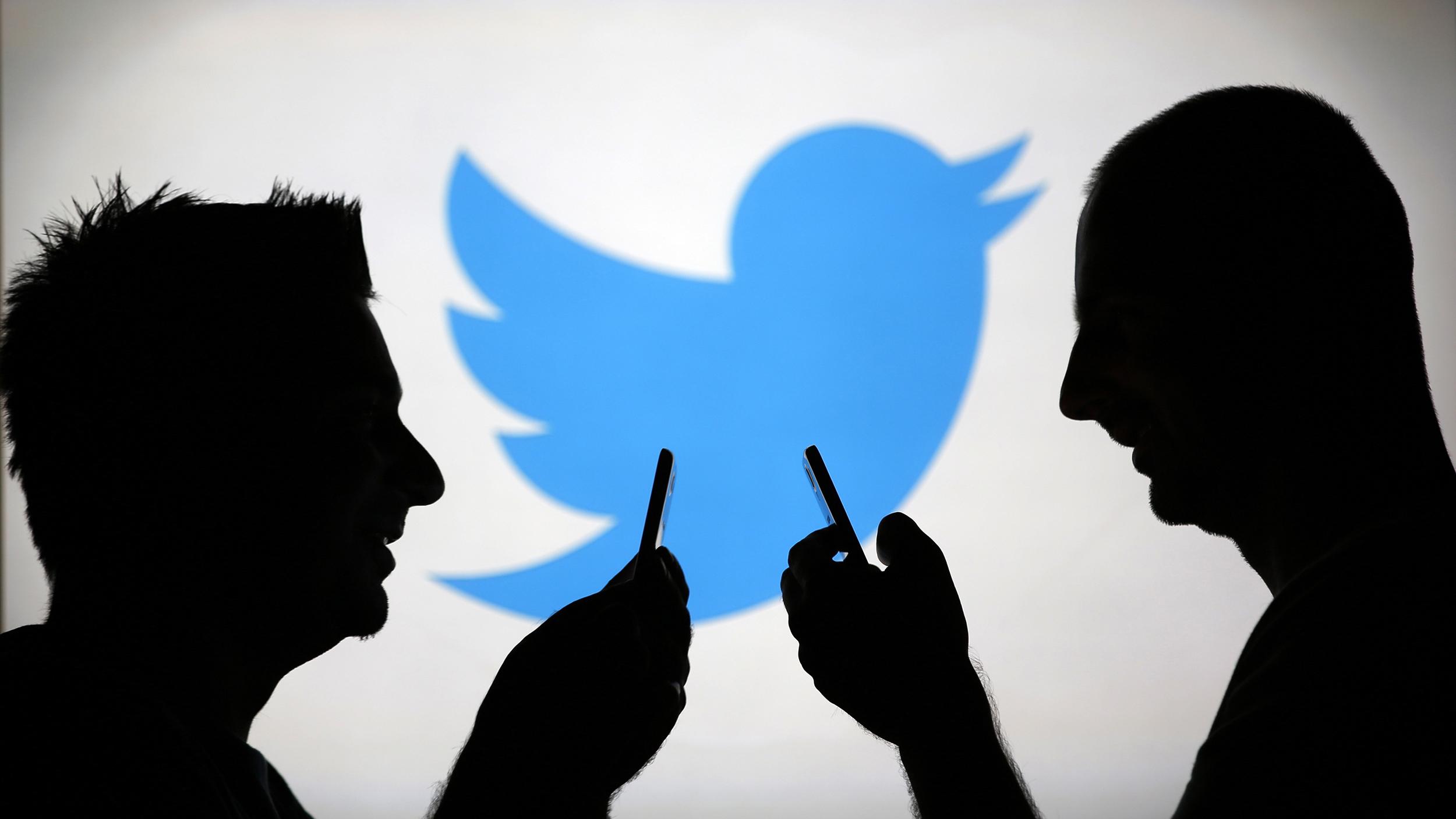 Leaving Twitter